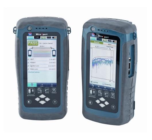 WireXpert4500 Gerät