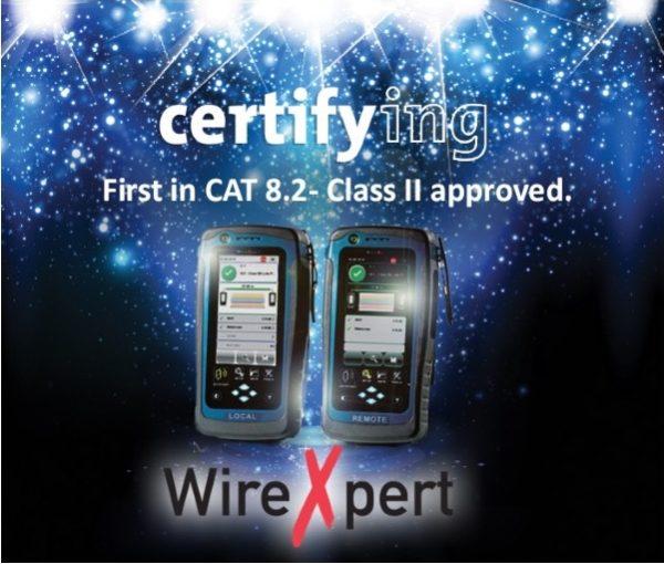 WireXpert4500 Werbeplakat