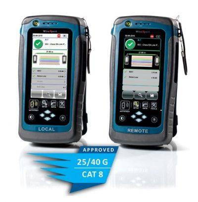 WireXpert4500 verschiedene Geräte