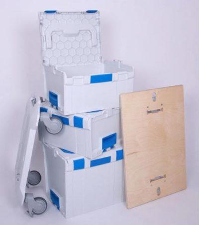 WLAN Messwagen komplette Ausrüstung