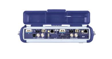 VeEX TX300s von oben