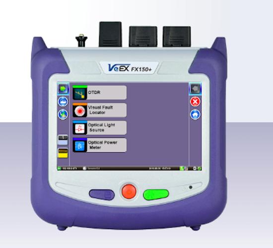 VeEX FX150+ OTDR