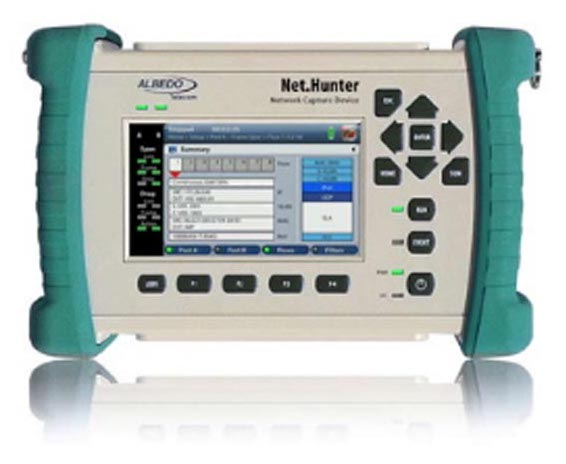 Netzwerk TAP Albedo NET.Hunter