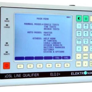 Elektronika ELQ2+