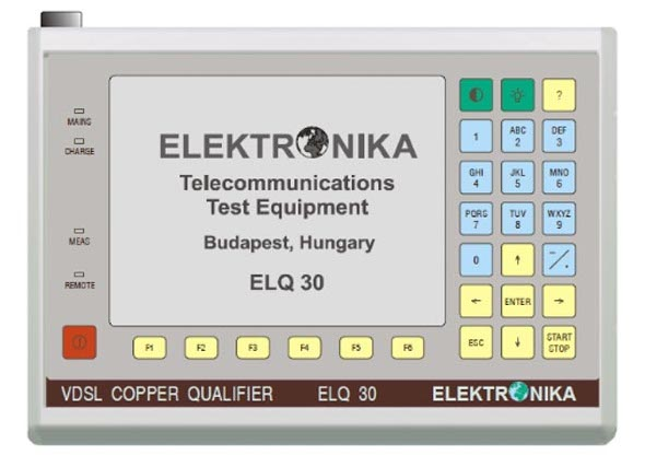 Elektronika ELQ30
