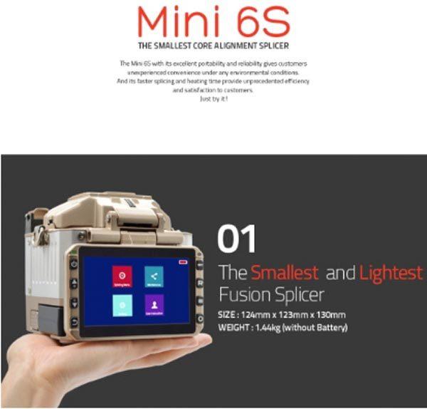 Fiberfox Mini 6s