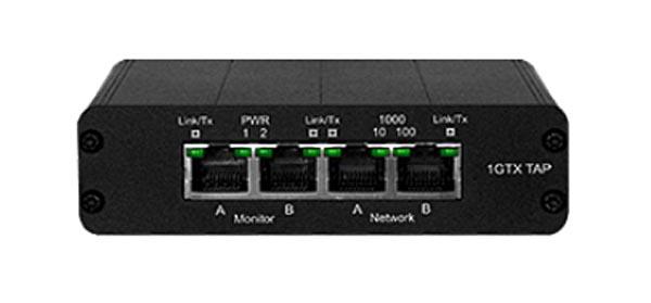 ProfiTap C1P-1G für 10/100/1000 Mbit für VoIP / PoE