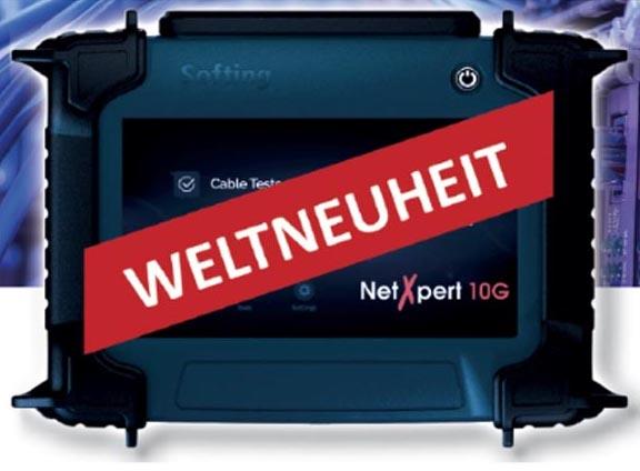 Softing NetXpert XG 10G