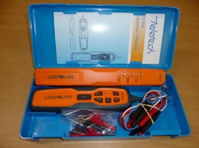 Teletech TX916 Messhelfer Set