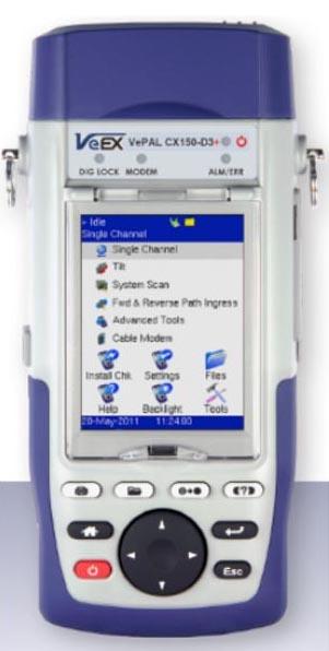 VeEx CX150 D3