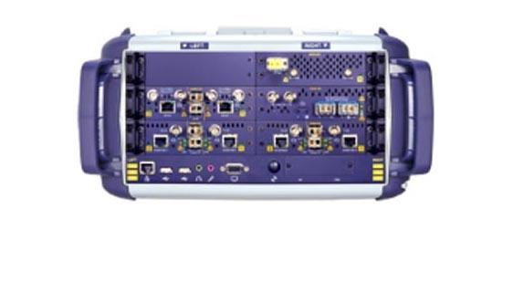 VeEx UX400 Anschlüsse