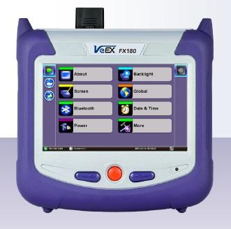 VeEx FX180
