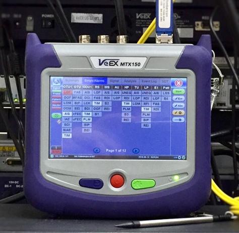 VeEx MTX150