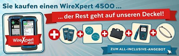 WX4500 Sommeraktion Banner