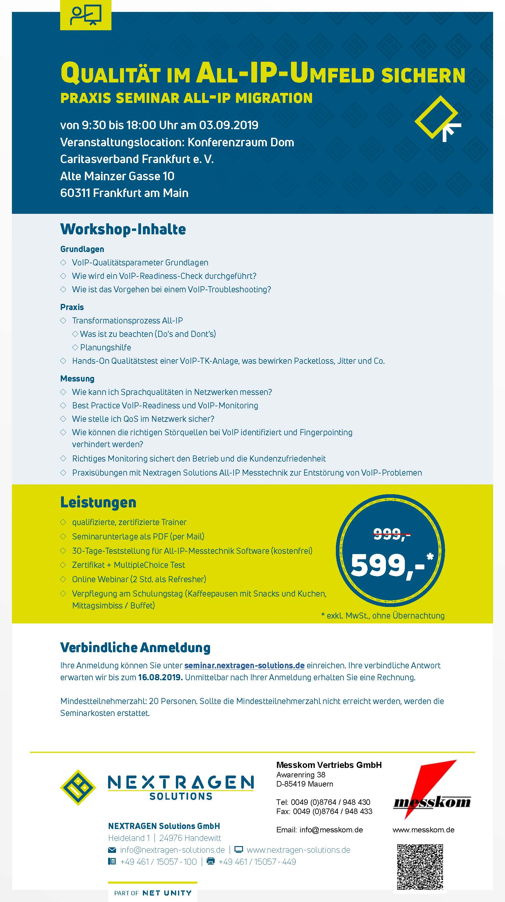 Einladung All-IP-Seminar