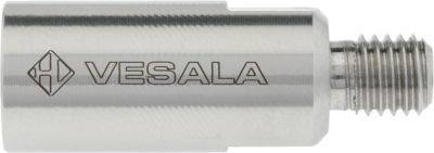 Batteriefach PL18-M10M mit M10-Außengewinde für PL18-Sonden
