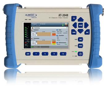 Albedo AT-2048 Handheld Tester
